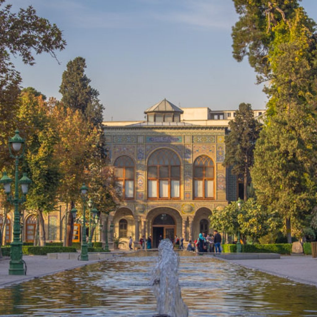 Day 2: Tehran – Kashan