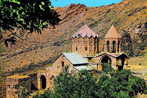Day 5: Day tour to JOLFA from Tabriz