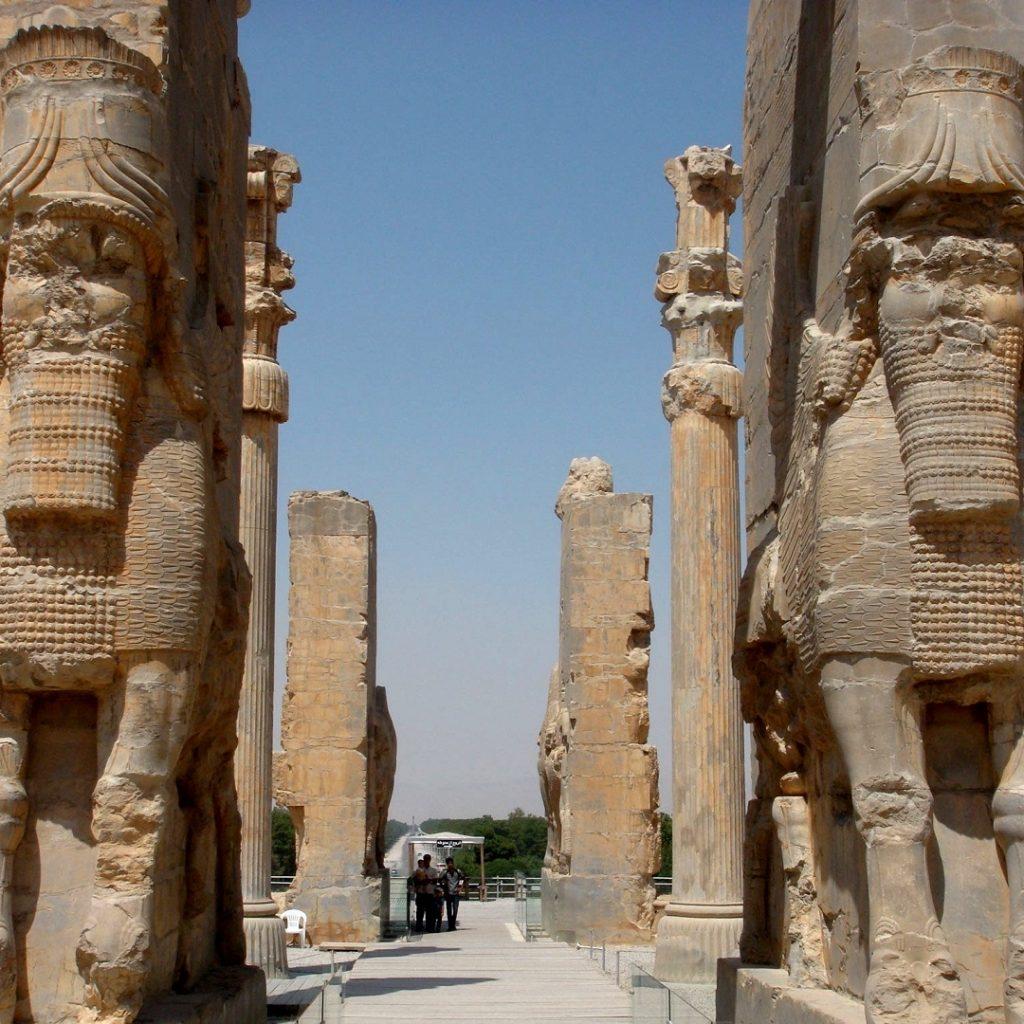 Day 1: Arrival at Shiraz