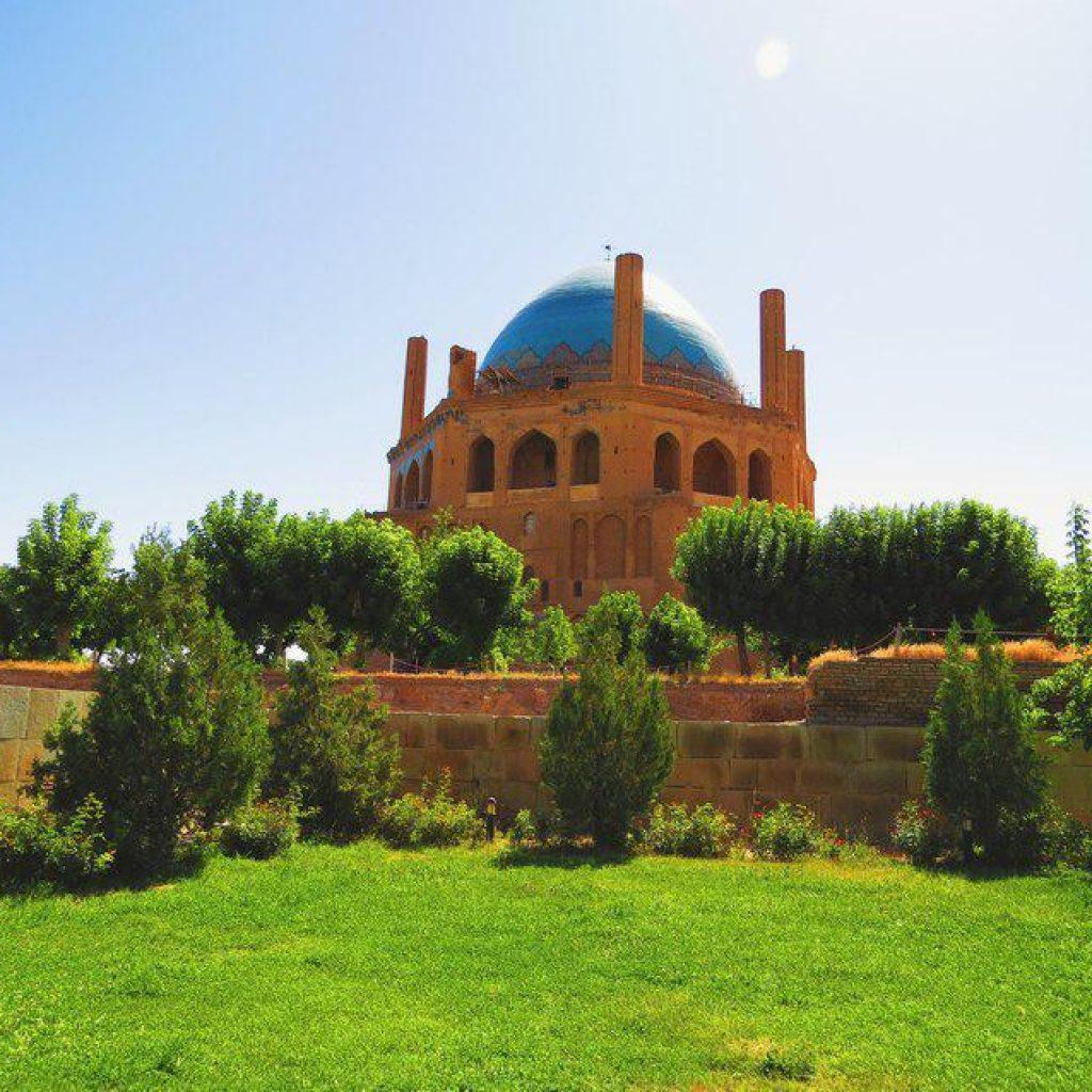 Day 14: Zanjan – Soltaniye- Katale khor – Hamedan