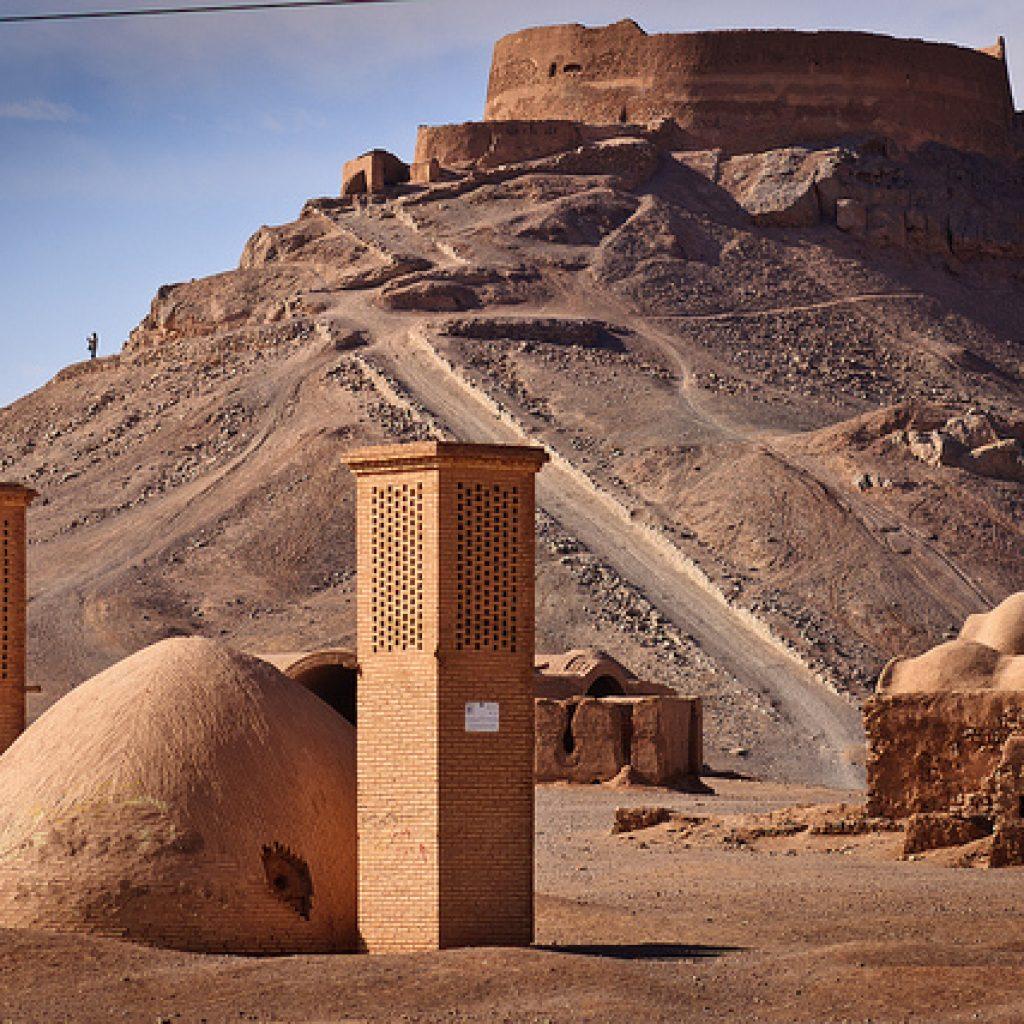 Day 9: Yazd