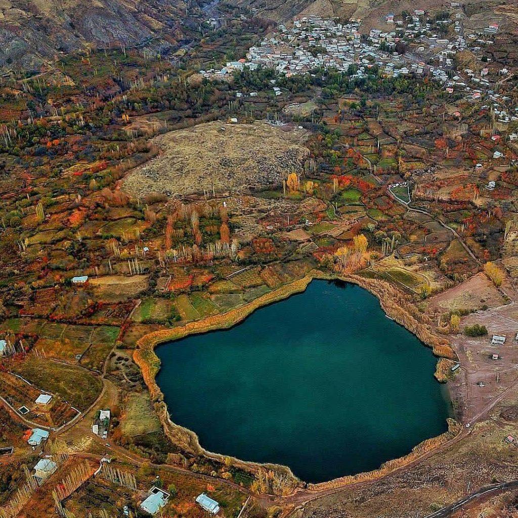 Day 2: Qazvin – Ovan Lake- Alamut Valley