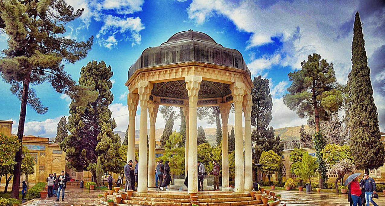 Day 2: Tehran-Shiraz half day tours