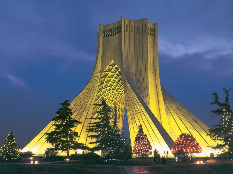 Day 1: Tehran