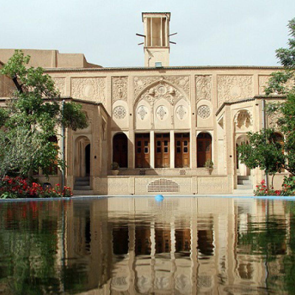 Giorno 3, sabato (30 decembre2019): Tehran-Kashan