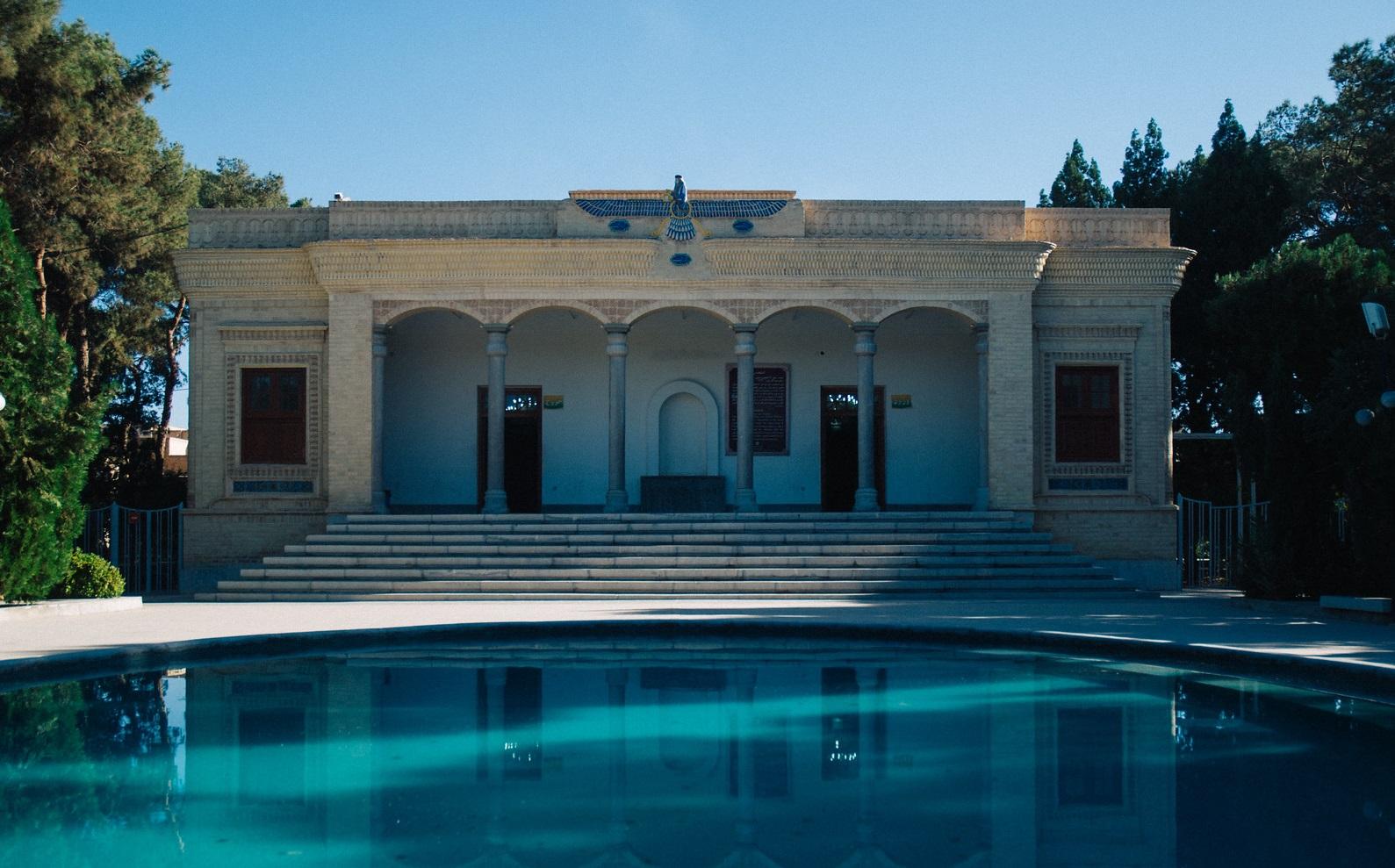 Giorno 5: Shiraz