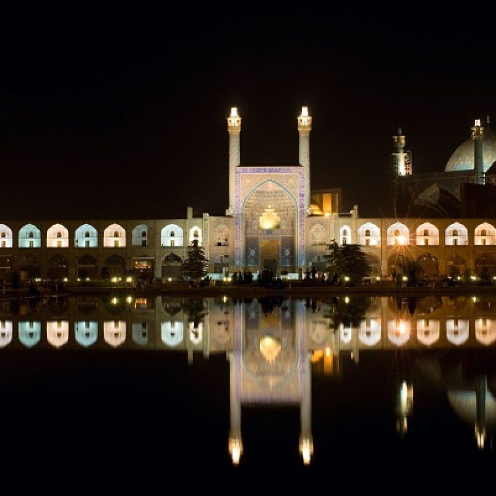 Giorno 5, lunedì (1 gennaio2020): Isfahan