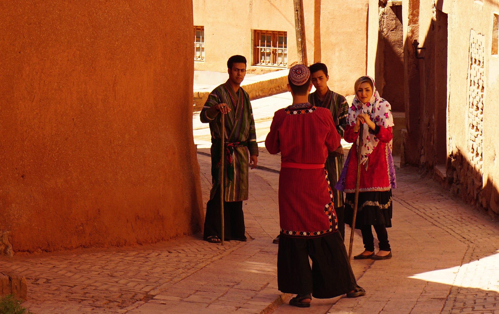 Giorno 4: Kashan-Abyaneh-Isfahan