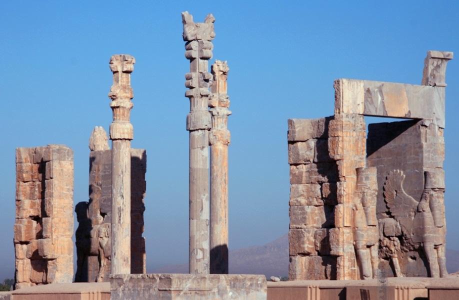 Giorno 4: Shiraz-Persepoli-Necropoli-Shiraz