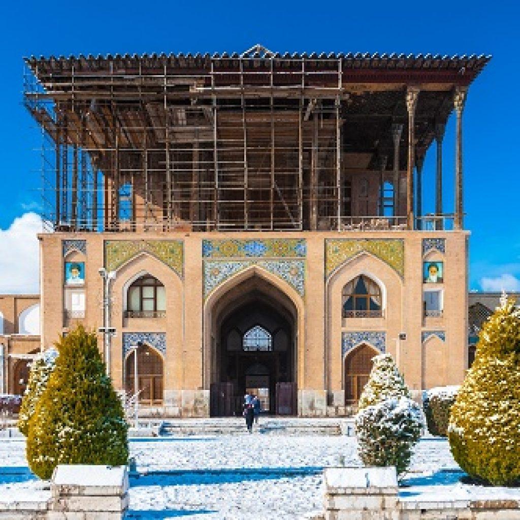 Day 4: Esfahan