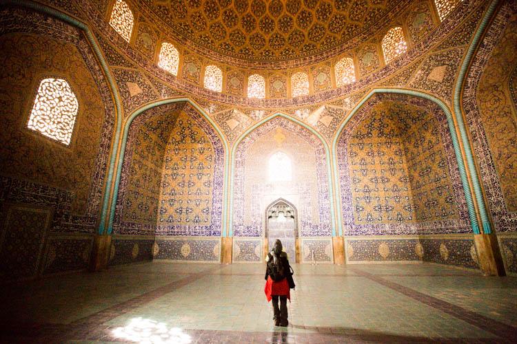 Giorno 8: Isfahan