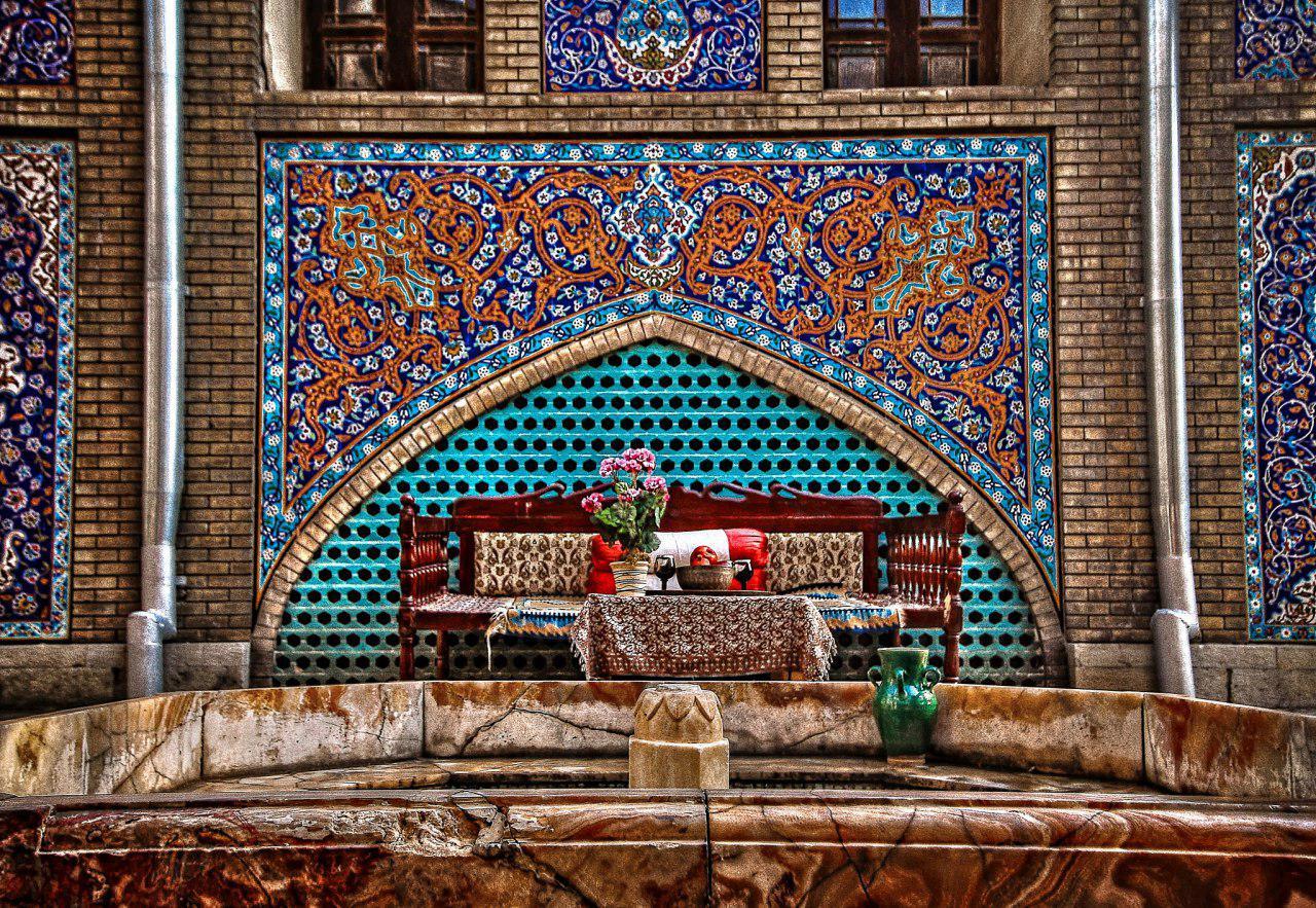 Giorno 2: Tehran