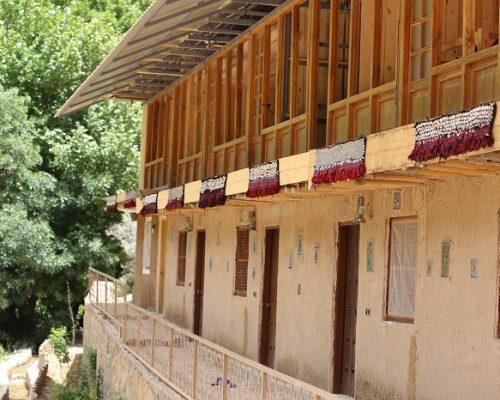 Javarg eco lodge, Iran traditional stay