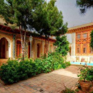 Case tradizionale e Boutique case in Iran