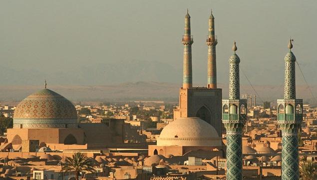 Giorno 4: Naein-Yazd