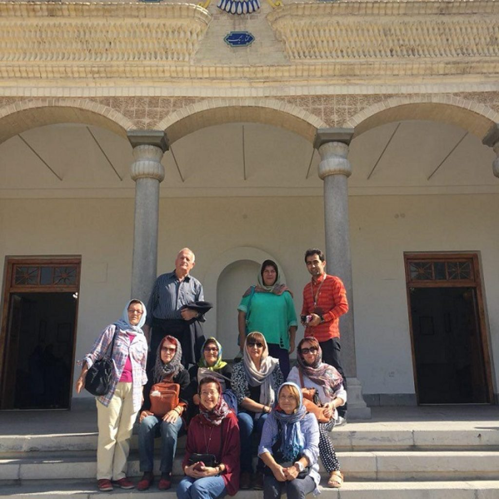 Giorno 14: Shiraz-Persepoli-Necropoli-Yazd