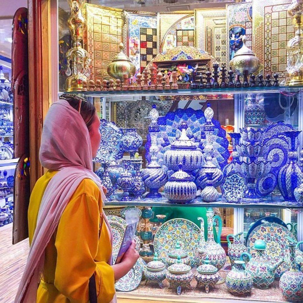 Giorno 8: Isfahan-Kashan