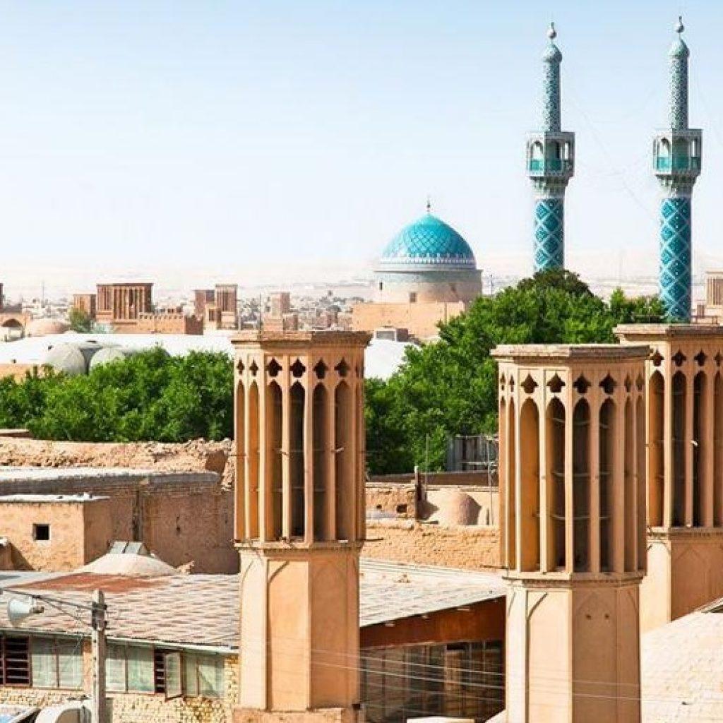 Giorno 4: Fuori di Yazd