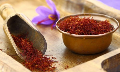 Saffron545