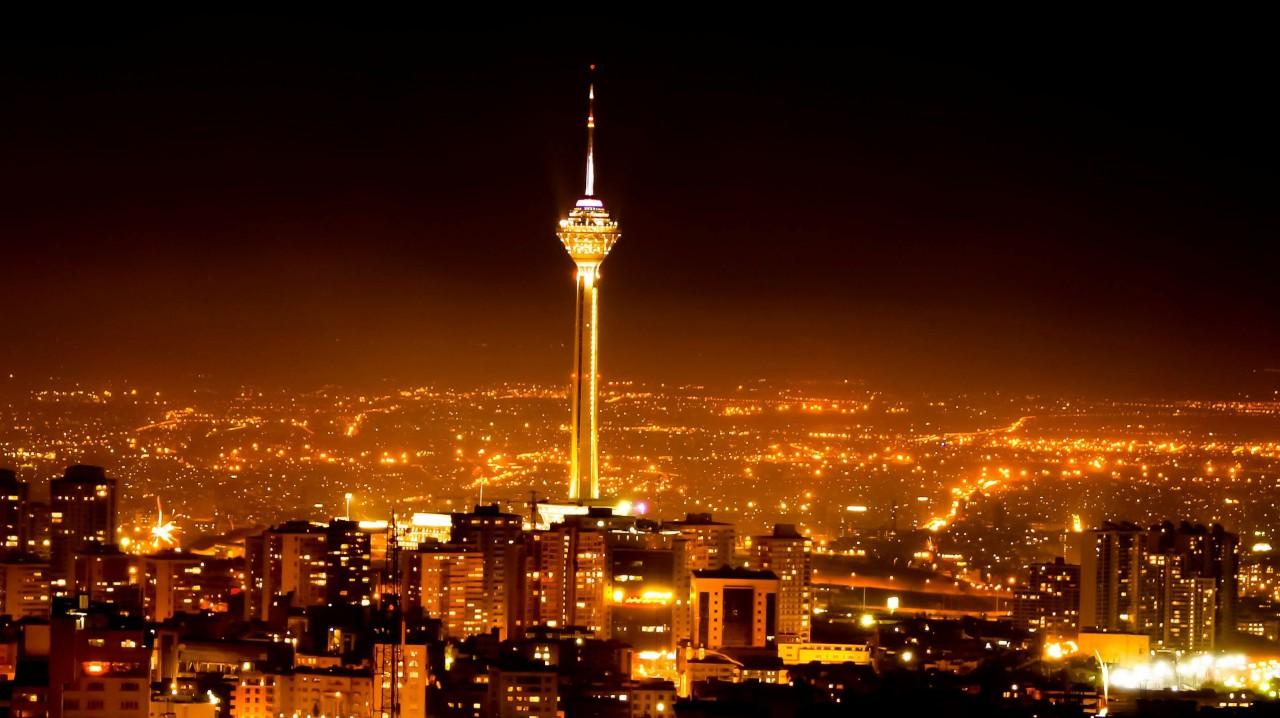 Giorno 1:  Italia – Teheran