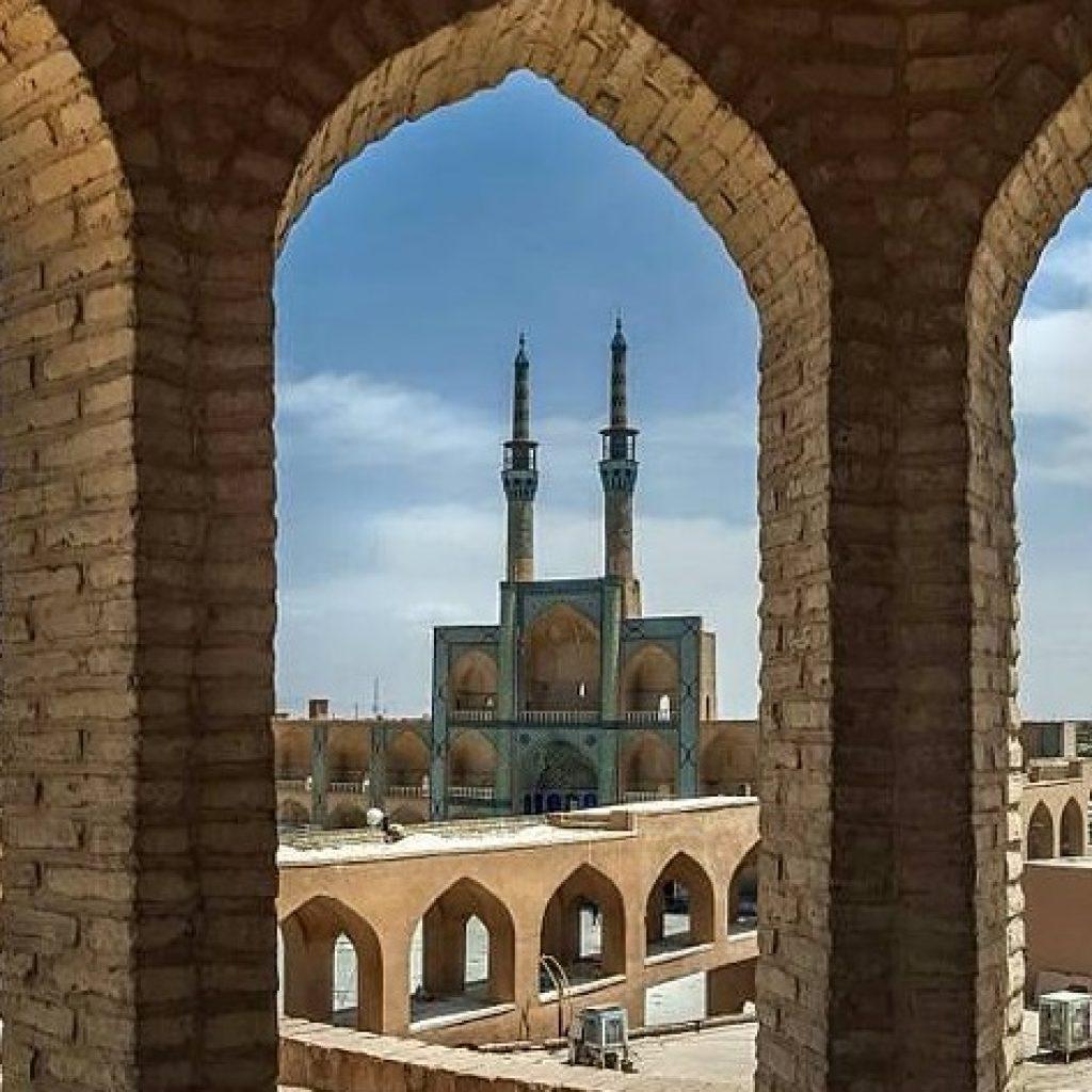 Giorno 2: Yazd