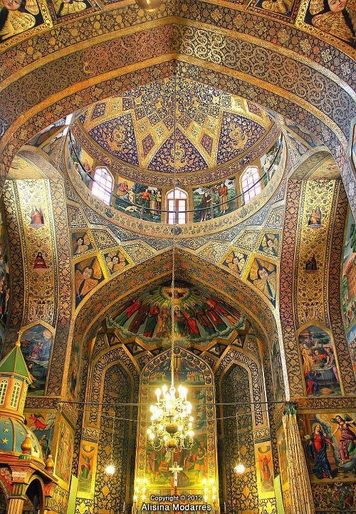 Day 7: Drive to the Pearl of Middle East! Isfahan!