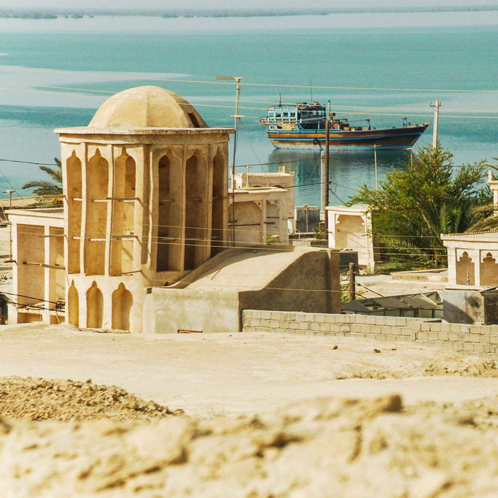 Giorno1: Arrivo a Qeshm