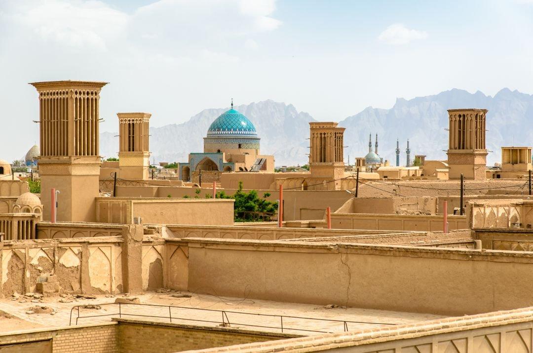 Day 6: Abarkuh - Yazd