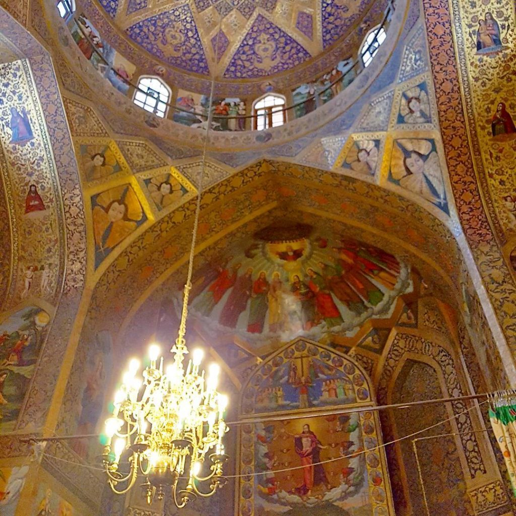 Day 13: Esfahan