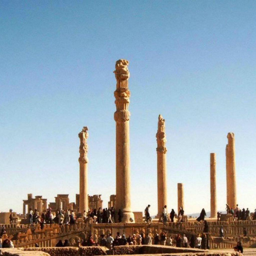 Giorno 8: Abarkuh – Shiraz