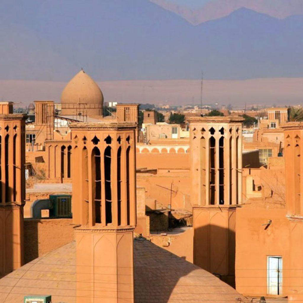 Giorno 6: Isfahan-Maybod-Yazd