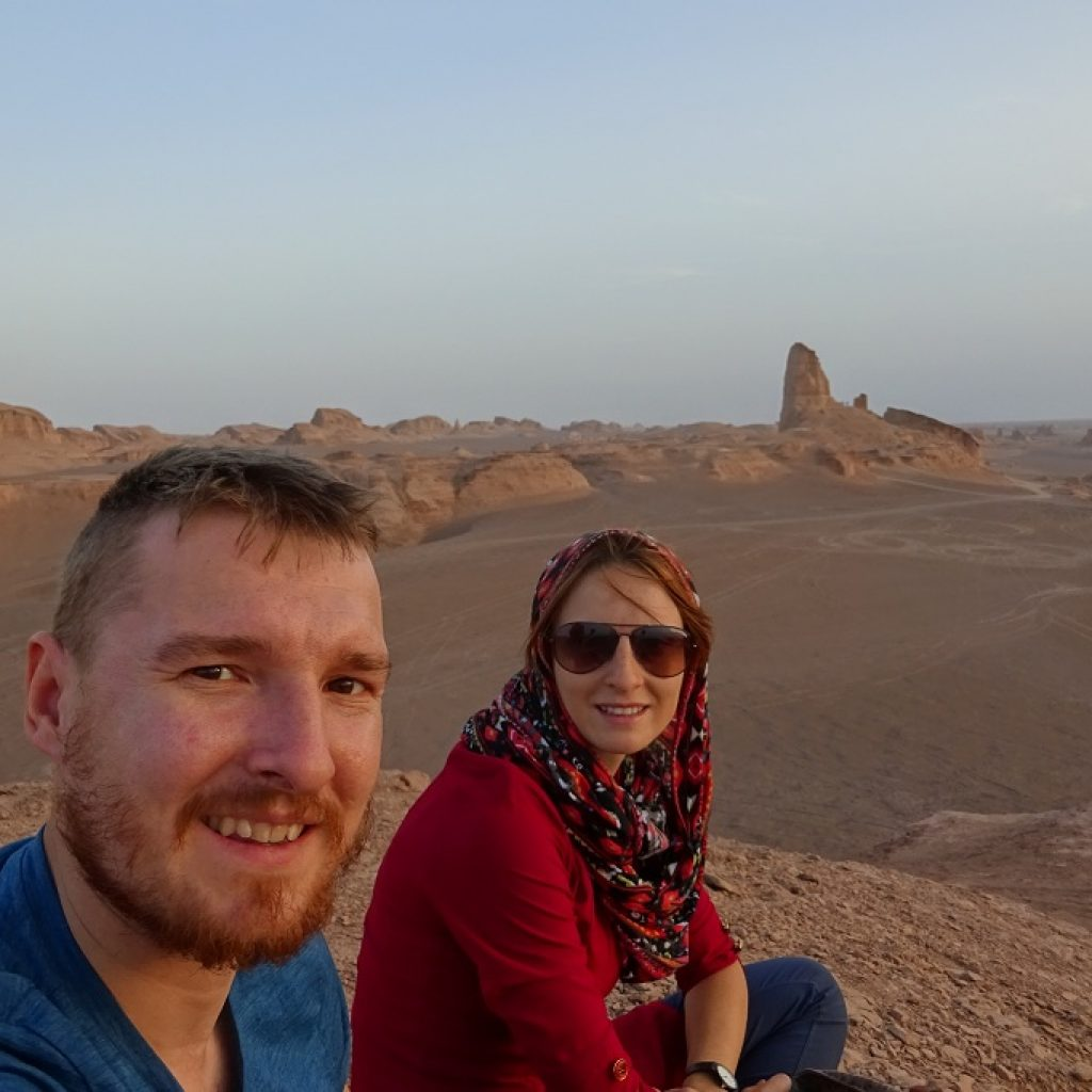Day 7: Tour to Shahdad Desert