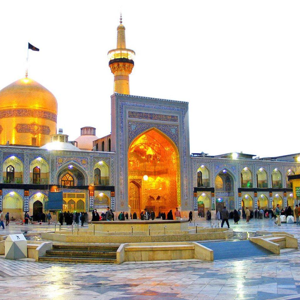 Giorno 1: Mashhad