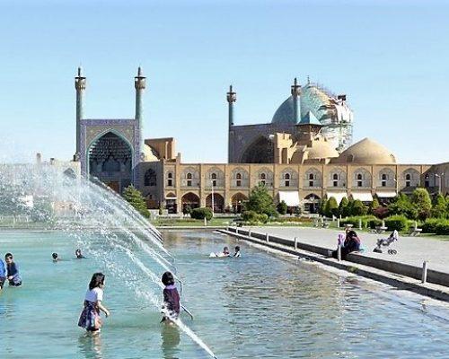 Day 7: Isfahan