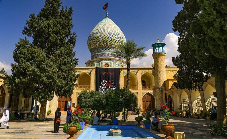 Giorno 9, venerdì (5 gennaio2020): Shiraz