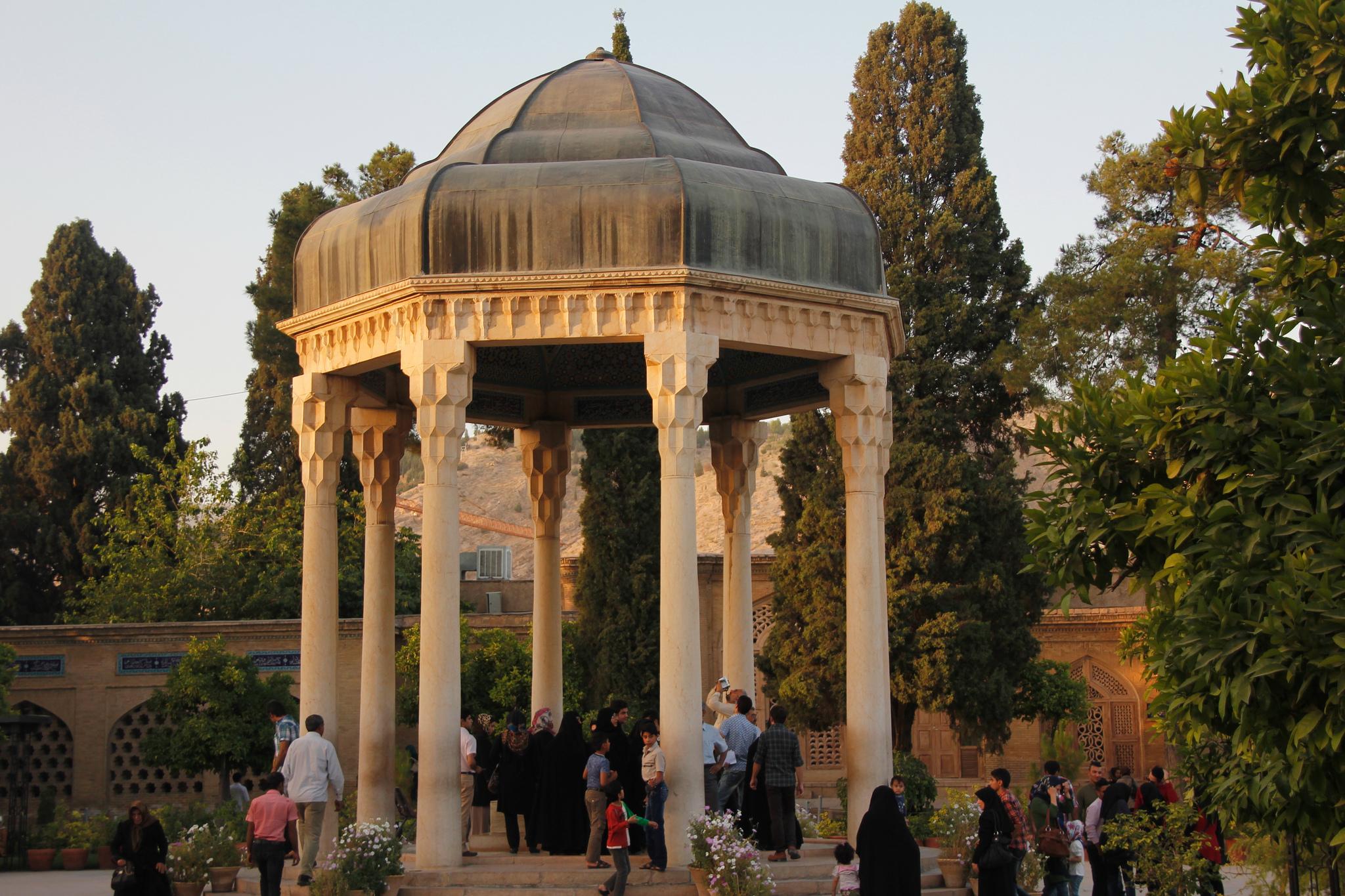 Day 17: Shiraz