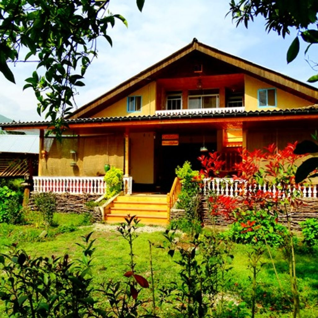 Gileboom house in Gilan