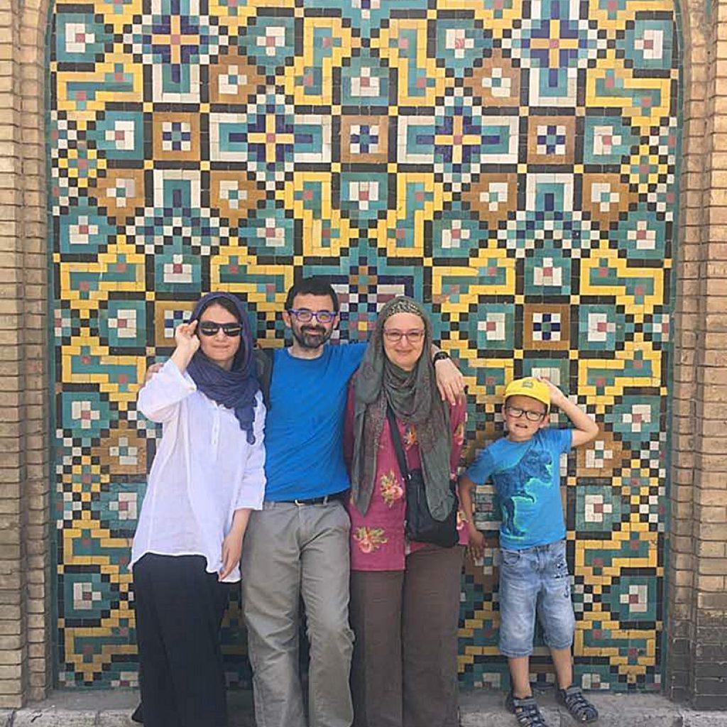 Giorno 1: Tehran