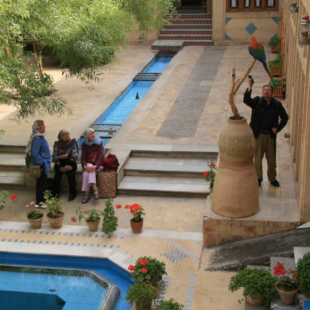 adobe-House-hotel-Yazd