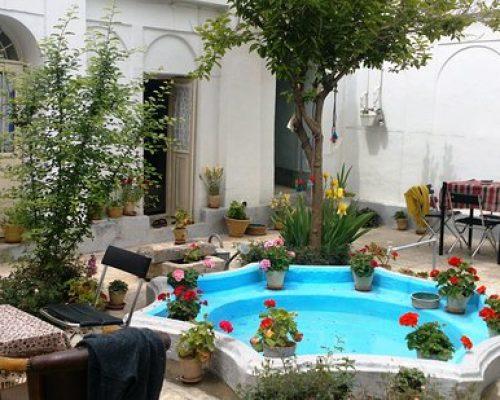 Howzak house in Isfahan