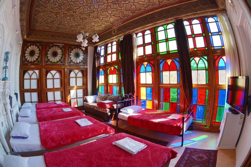 panjdari-house-shiraz-iran