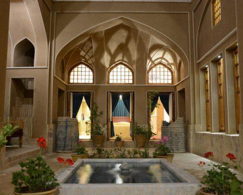 Sarva Hotel in Kashan