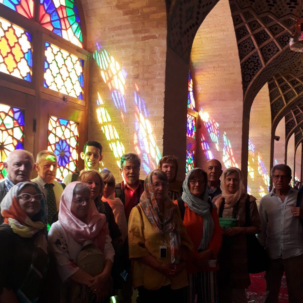 Giorno 2: Visita Shiraz