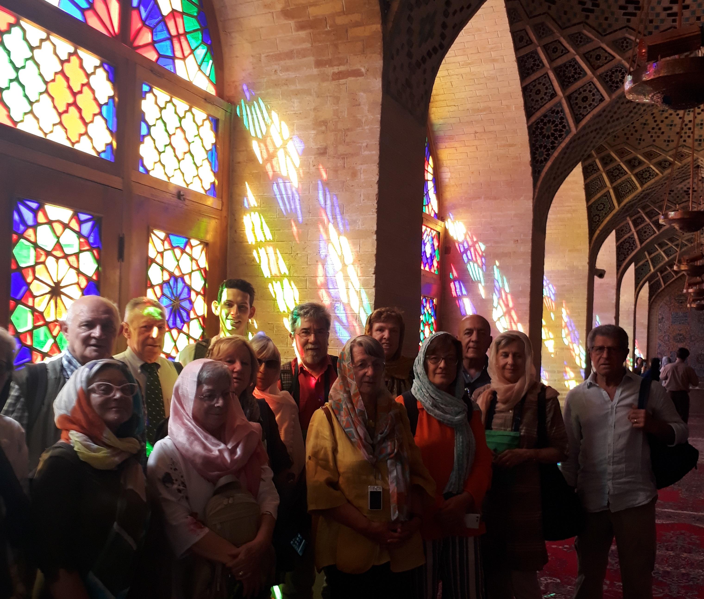 Giorno 7: Shiraz