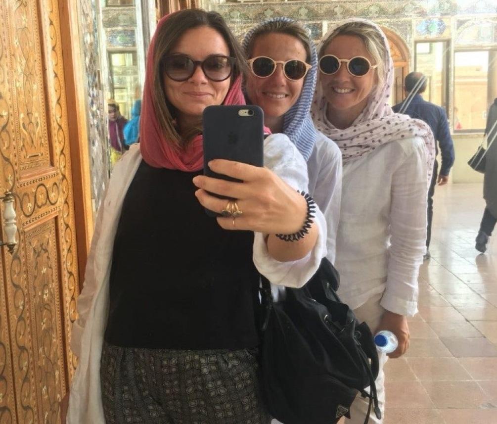 Giorno 2:  Shiraz