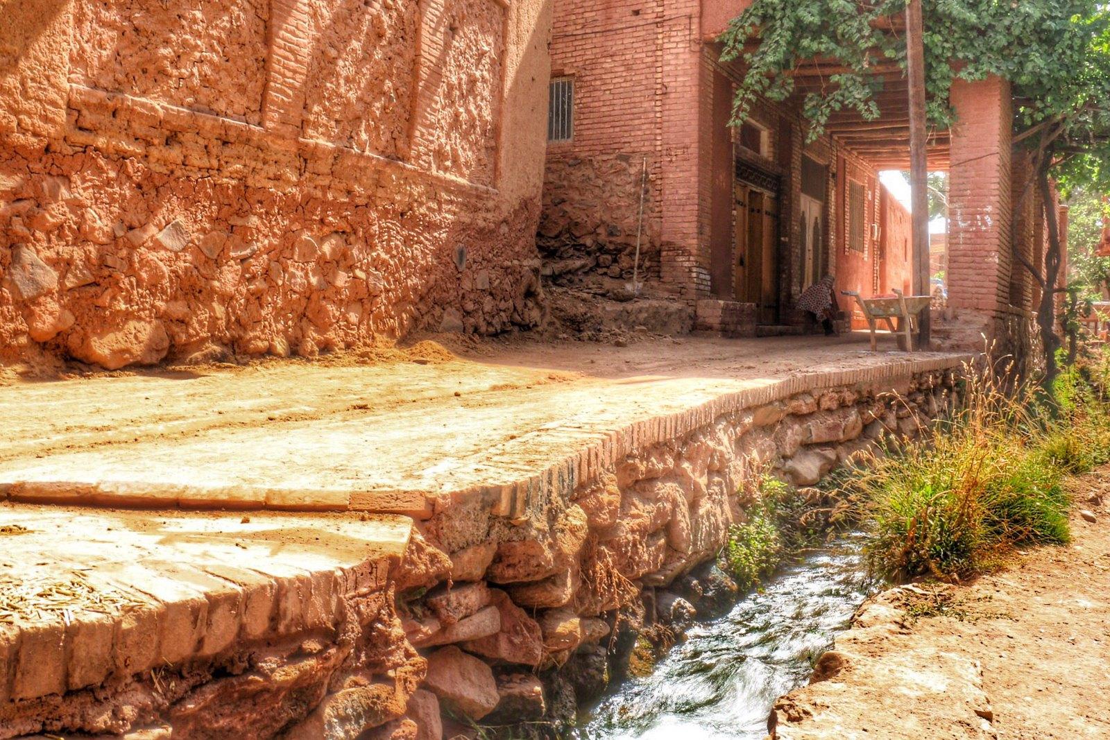 Giorno 9: Isfahan-Abyaneh-Kashan