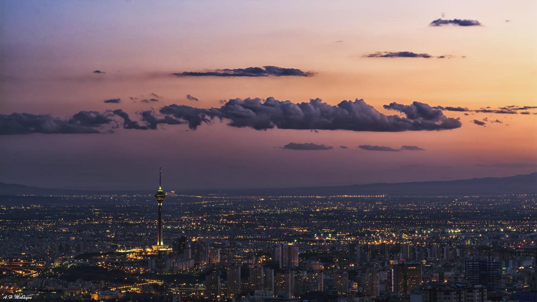 Giorno 1: Milano-Tehran