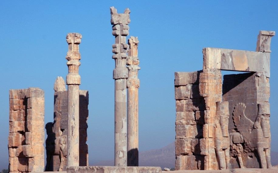 Giorno 4: Shiraz-Persepoli- Naqsch-e Rostam-Yazd