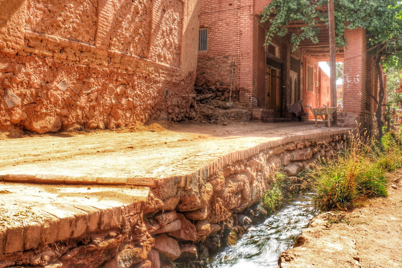 2 ° giorno: Isfahan-Abyaneh-Kashan
