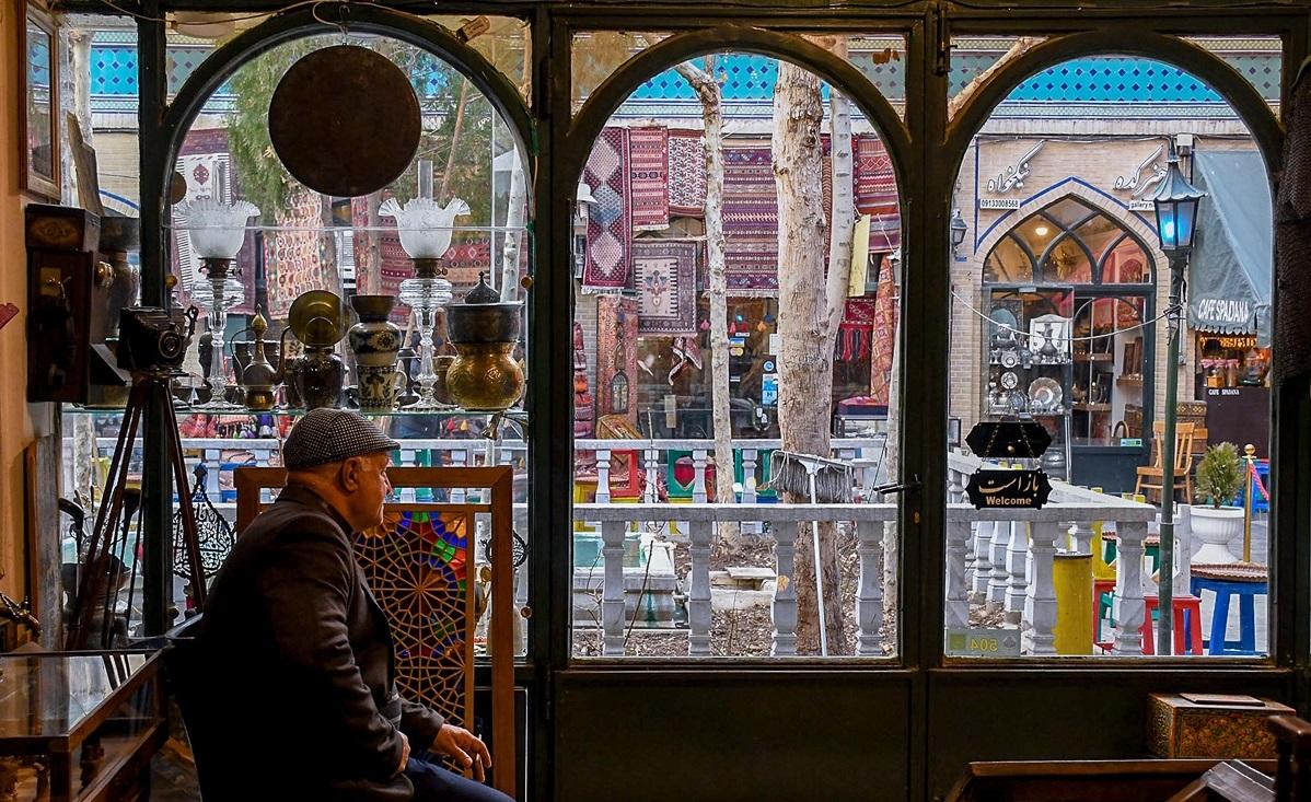 1 ° giorno: Isfahan Safavid Era